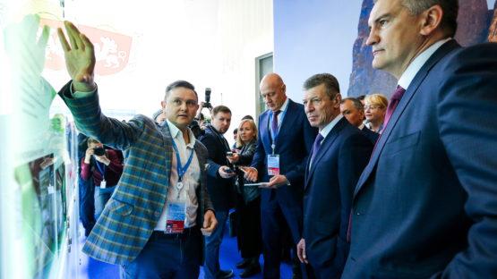 Дмитрий Зеленский о достижениях Фонда на ЯМЭФ