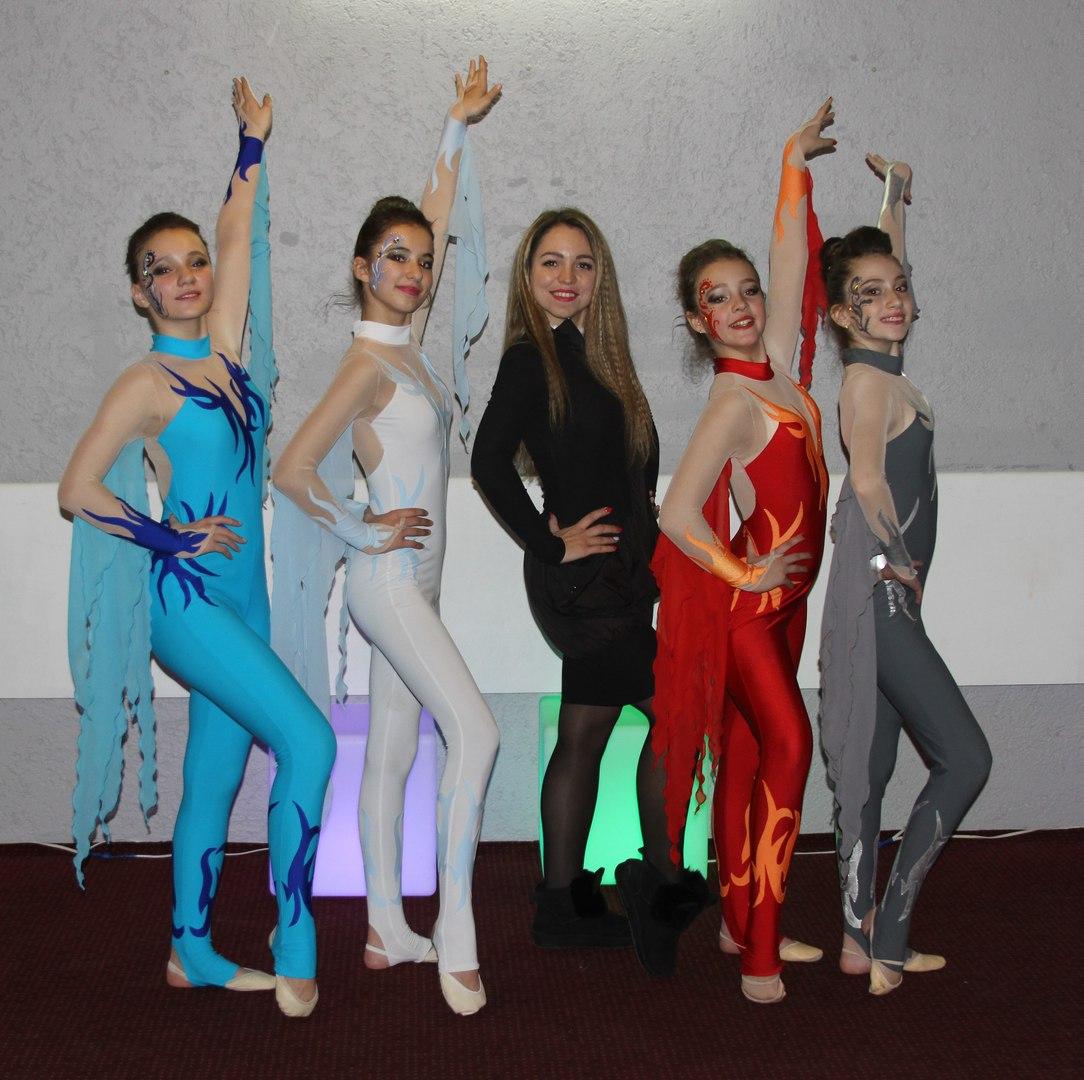 Зарина Гафарова хореограф