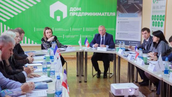 Заседание Общественного совета При прокуратуре Республики Крым