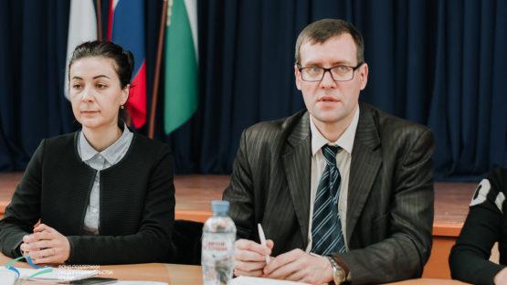 «Час предпринимателя» в Белогорском районе