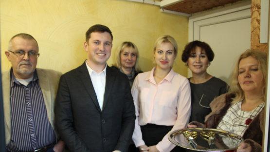 В Феодосии состоялось открытие «Дома предпринимателя»