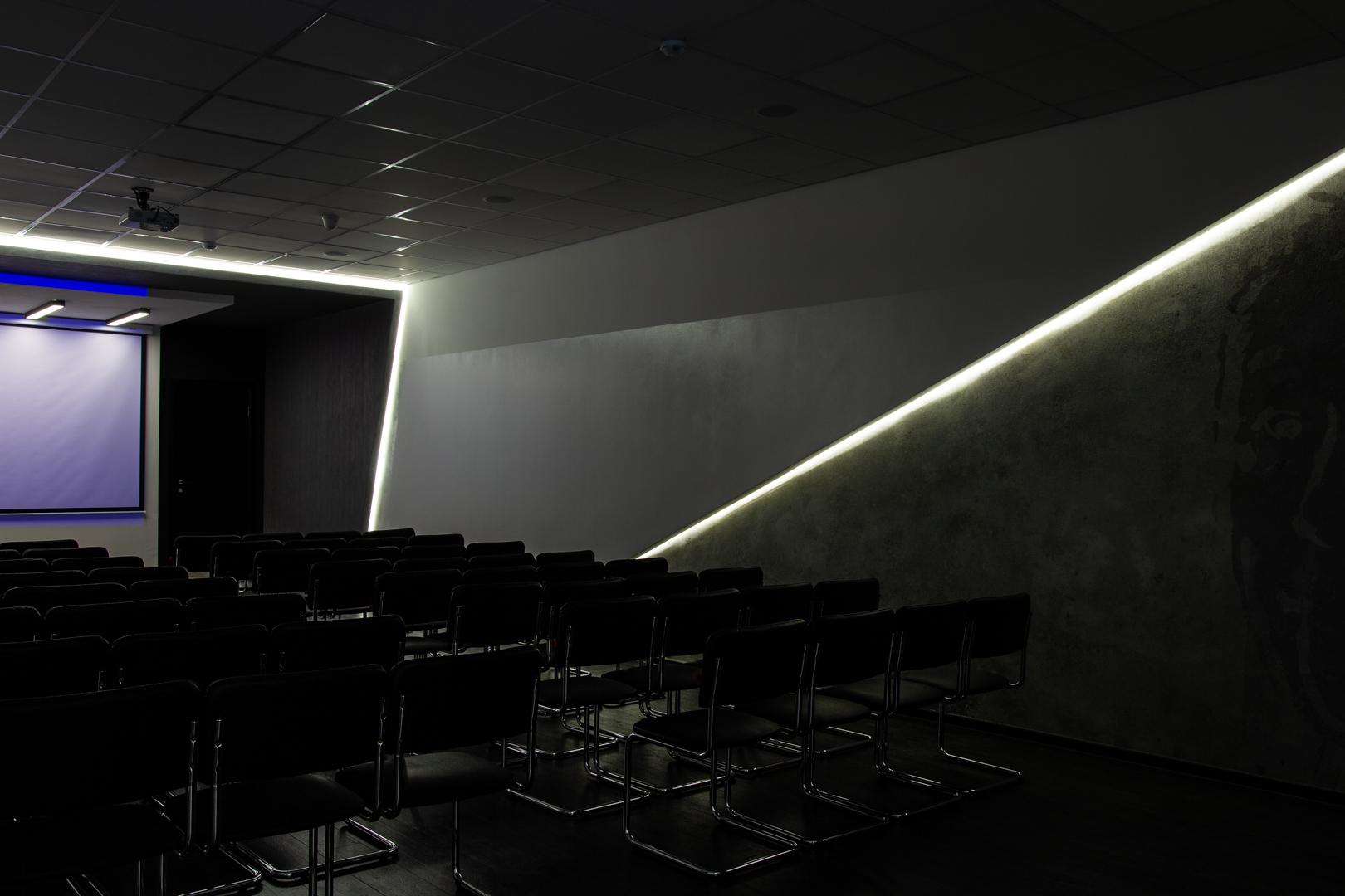 Конференц-зал образовательного центра «Мой бизнес»