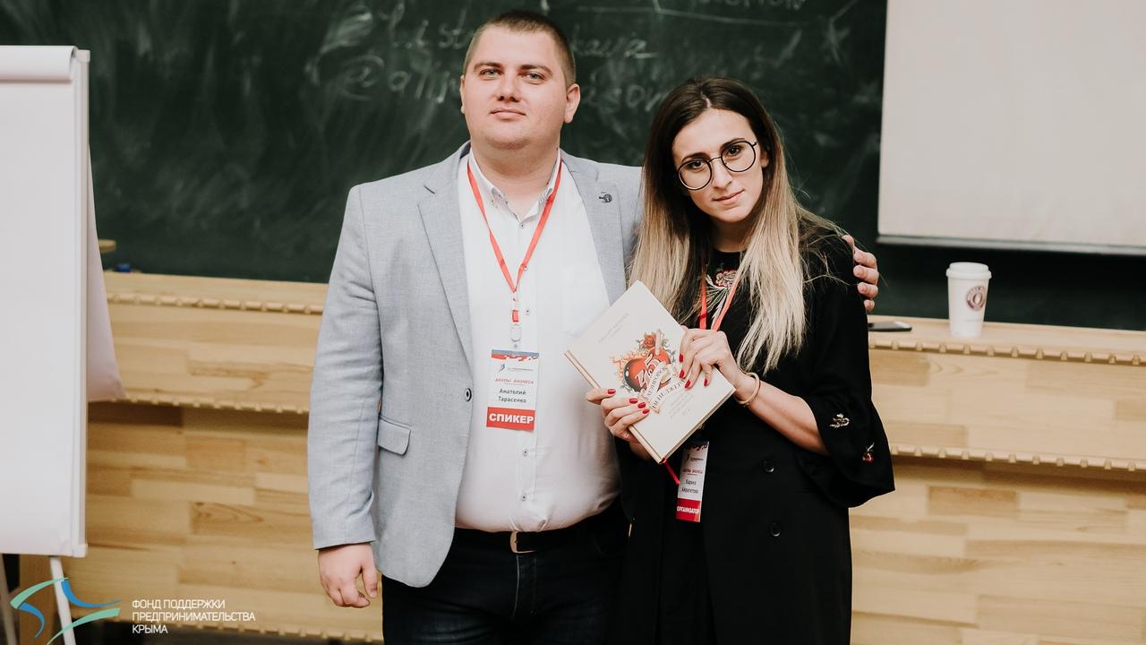 Анатолий Тарасенко, руководитель туристической фирмы «РусКрымТур»