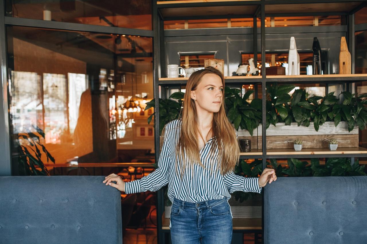Екатерина Шимохина, владелица хостела «DOM» и победитель регионального этапа конкурса «Открытие года-2017»