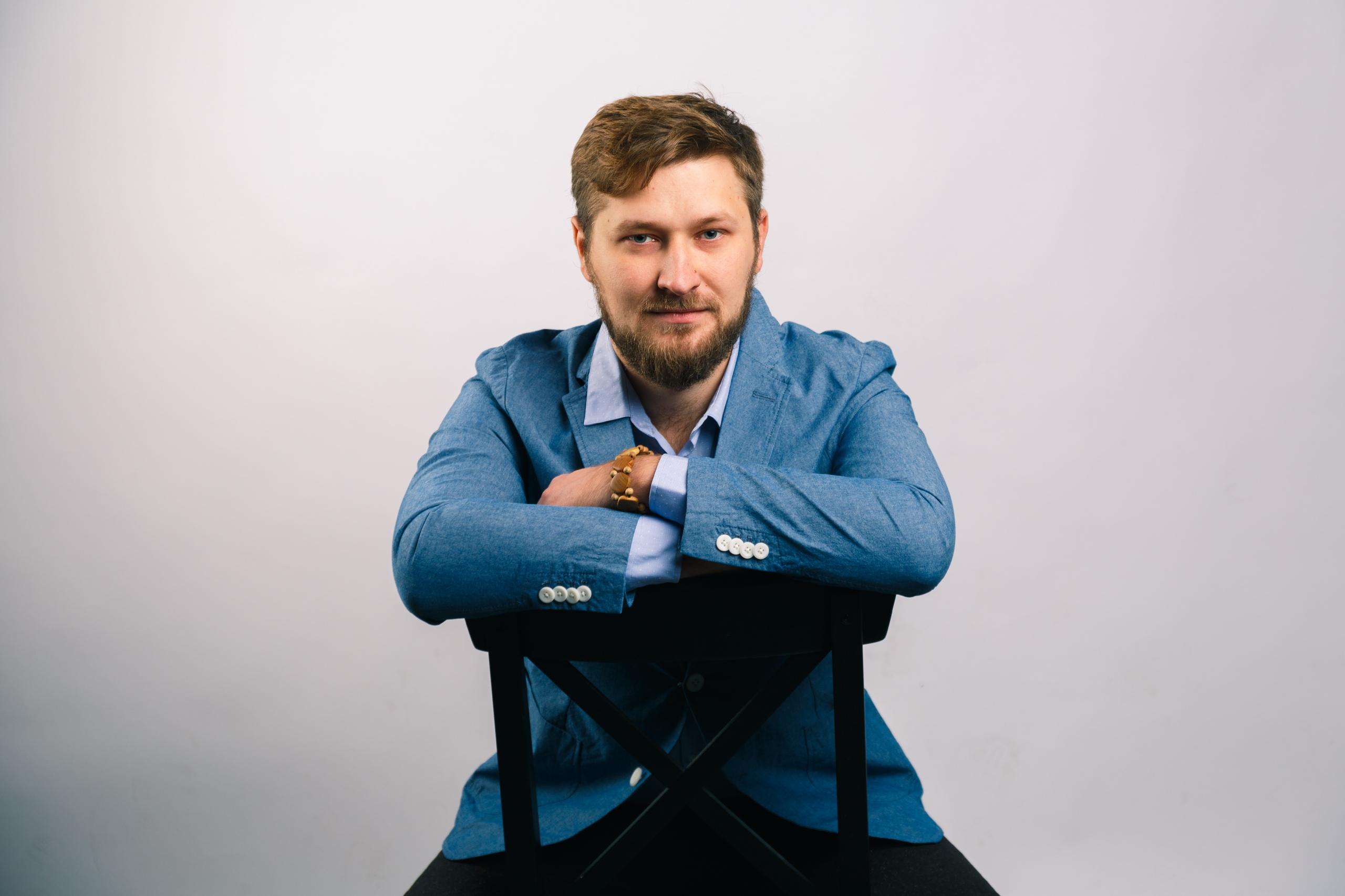 Роман Горшков, основатель бизнес-проекта «7 Шагов Предназначения»