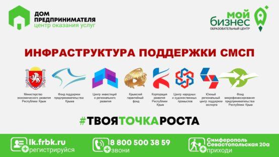 Новые программы финансовой поддержки и льготного кредитования для малого и среднего бизнеса в Республике Крым