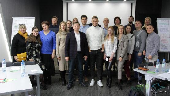 Стратегическая сессия с предпринимателями