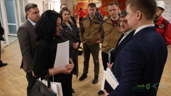 В Керчи прошло рабочее совещание на Судостроительном заводе «Залив»