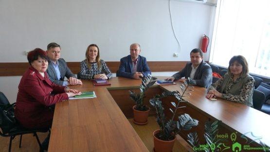 «Внеплановая проверка» для предпринимателей Первомайского района