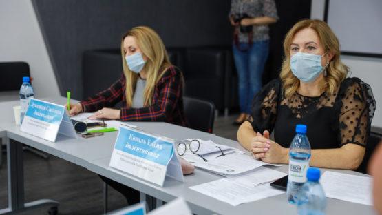 На площадке Дома предпринимателя прошло заседание Общественного Совета при Министерстве экономического развития Республики Крым