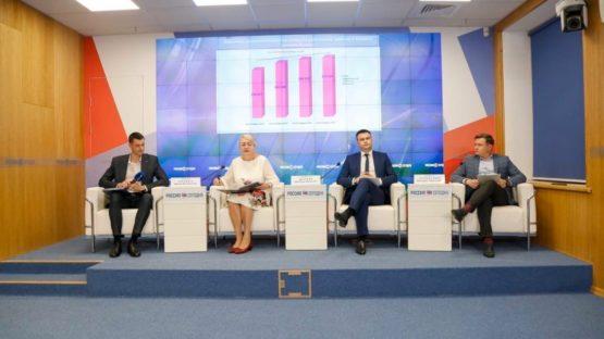 Онлайн-конференция приуроченная ко Дню Российского предпринимательства