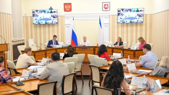 Директор Фонда поддержки предпринимательства Крыма принял участие в заседании коллегии Минэкономразвития