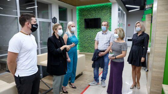Дом предпринимателя встретил бизнес-миссию из города Иваново