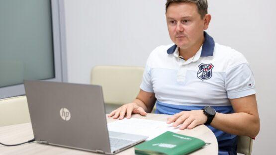 Дмитрий Зеленский принял участие онлайн-интенсиве «ФРАНЧАЙЗИНГ. Как масштабировать свой бизнес»