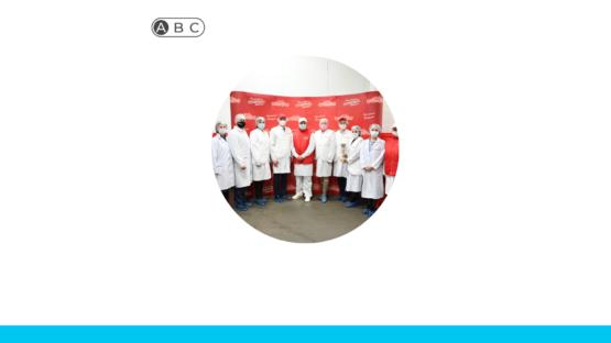 Предприятие Республики Крым группа компаний МПК «Скворцово» и ООО «Велес Крым» повысили производительность труда в рамках реализации национального проекта