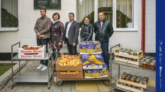 Крымские сельхозпредприятия поддержали Всероссийскую благотворительную акцию #МойбизнесПомогает