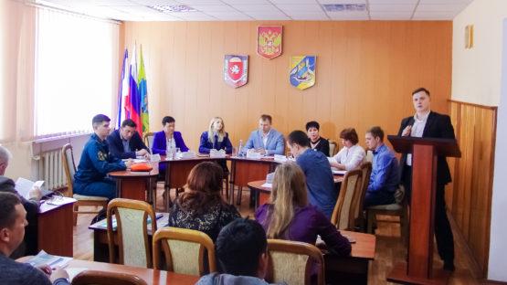 Предприниматели г. Джанкоя встретились с представителями контрольно-надзорных органов