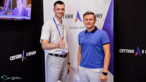 Дмитрий Зеленский о визите министра экономического развития